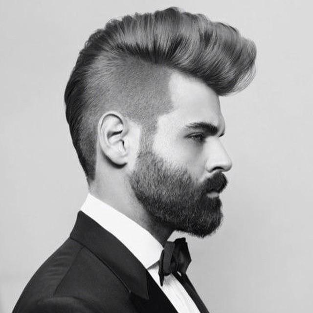 Coupe Cheveux Homme Fashion Coupe De Cheveux Pour Homme Noir Court